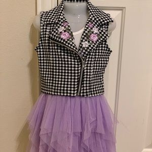 Knitworks toddler girl dress size 5T